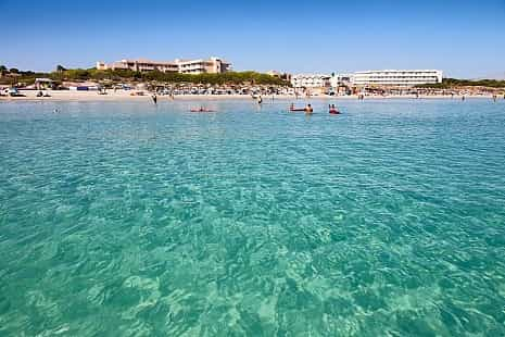 Playa de Can Picafort, Mallorca